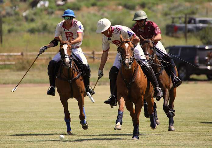 Stewart Armstrong carries ball forward in North American Cup®