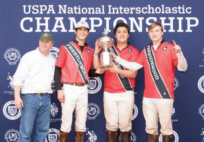 2019 Open National Interscholastic Championship Champions: Prestonwood - Vaughn Miller, Niklaus Felhaber, Johann Felhaber, Vance Miller III.