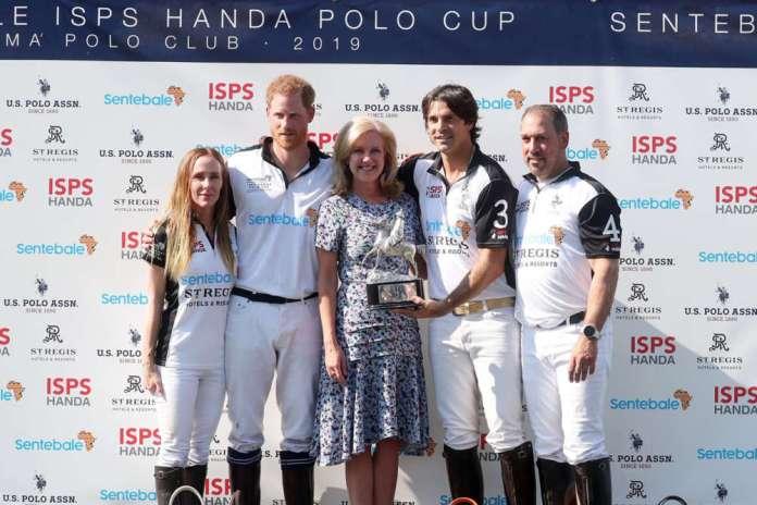 Sentebale Polo Cup