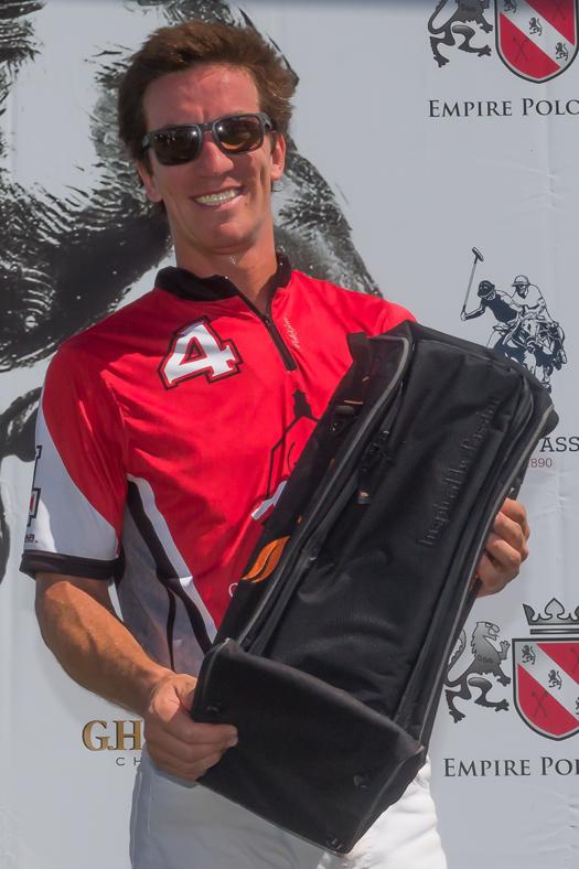 MVP Francisco Guinazu