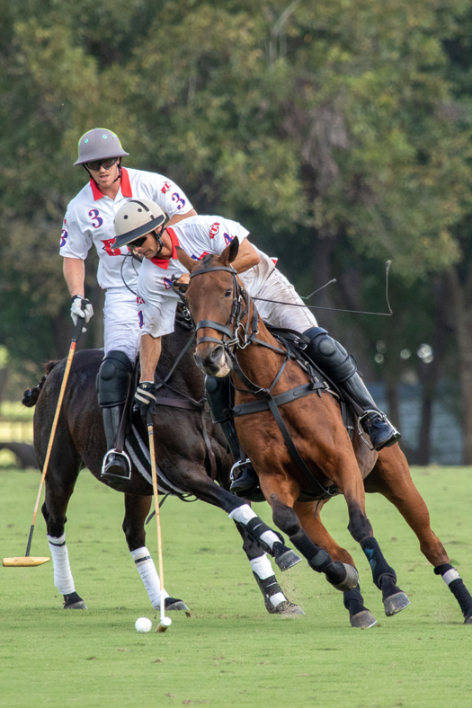 BTA Mason Wroe and Juan Martin Obregon (10GL_Mason turn) ©Kaylee Wroe