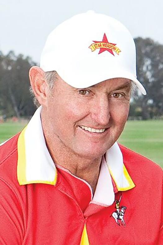 Graham Bray - Eldorado Club Manager