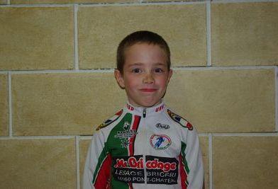Portrait école de Vélo: Bryce LEBRANCHU