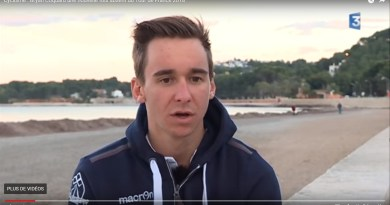 Revivez l'interview de Bryan (Coquard) sur France 3 !