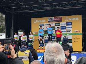 podium coupe du monde