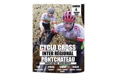 Cyclo-cross Interrégional de Pontchâteau 4 janvier 2020