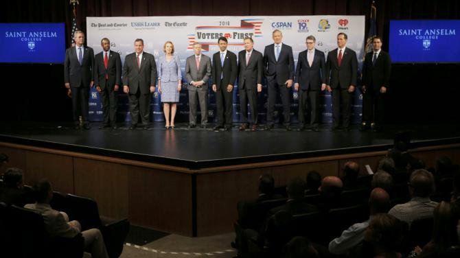 Full Video: Watch the GOP 'Voters First Forum'