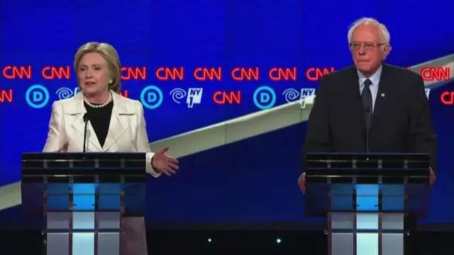 Full Video: CNN Democratic Debate from Brooklyn, NY