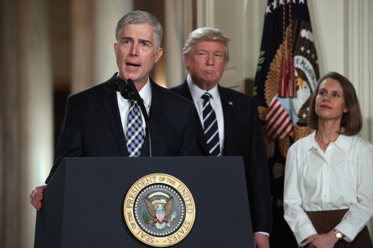 Trump Could Soon Get Another Supreme Court Pick