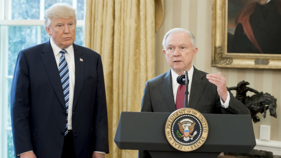 Even Breitbart Condemns Trump's Sessions-Tantrums