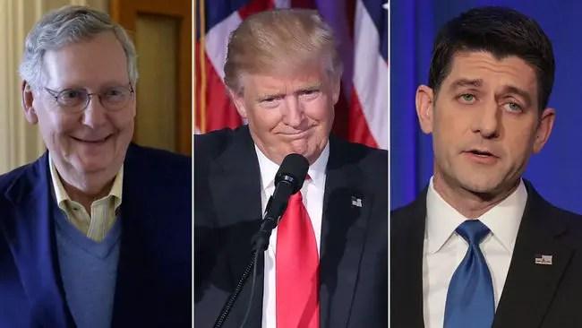 GOP Leaders Feel Betrayed by Trump