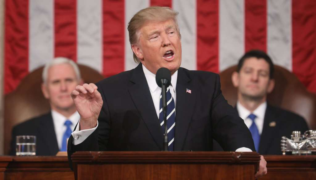 Open Thread: Trump's First State of the Union Address
