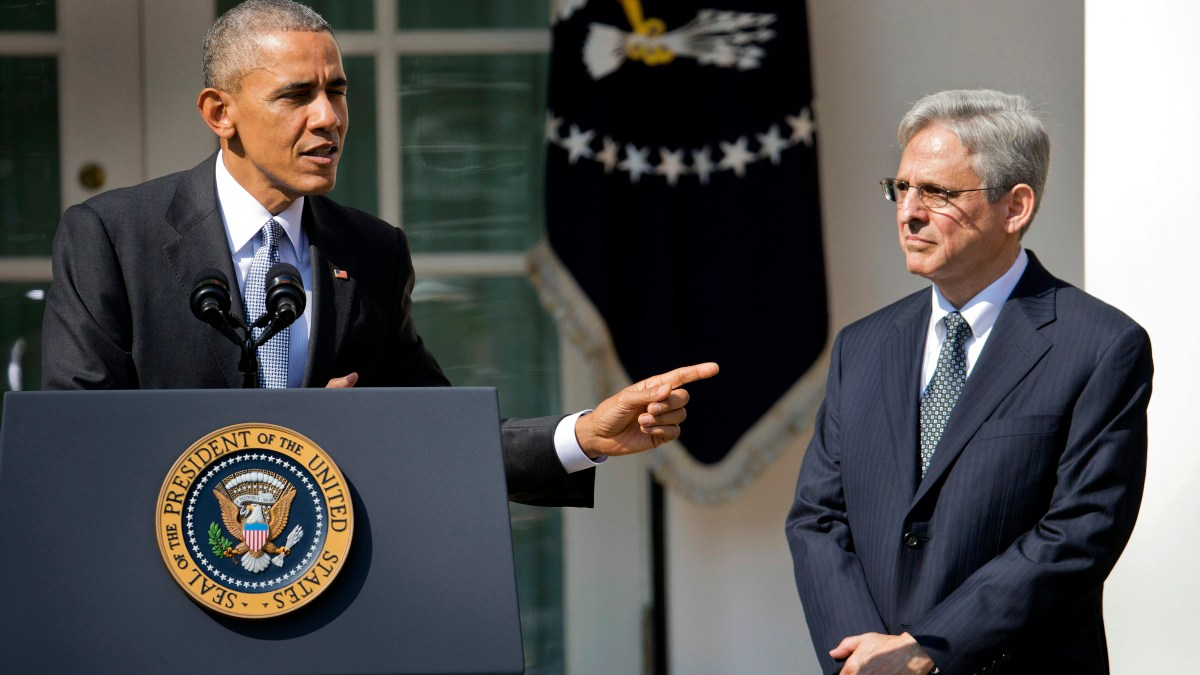 Obama Threw Away The Supreme Court
