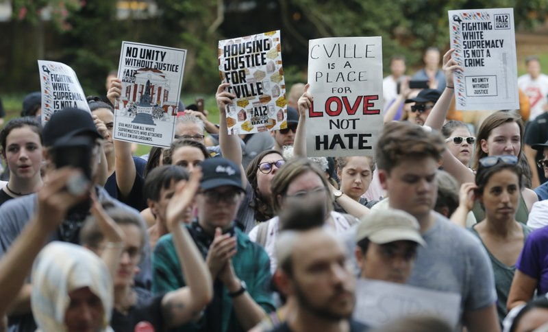 Racial Tensions Simmer From DC to Charlottesville