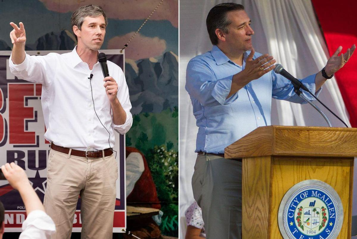 Race Spotlight: Texas Senate - Cruz (R) vs. O'Rourke (D)