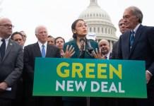 AOC Green New Deal