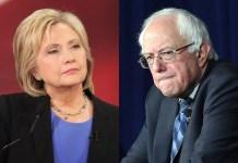 Hillary Clinton Bernie Sanders 2020