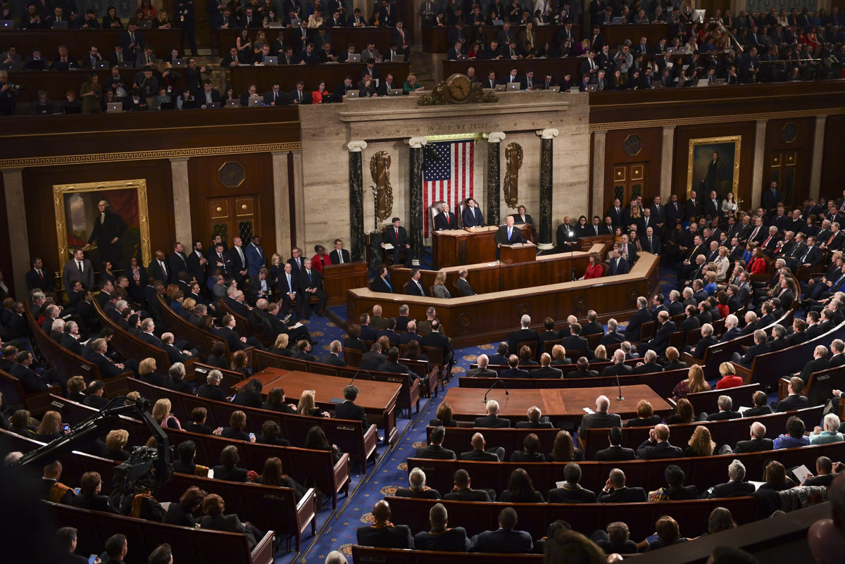 Trump State of the Union 2019