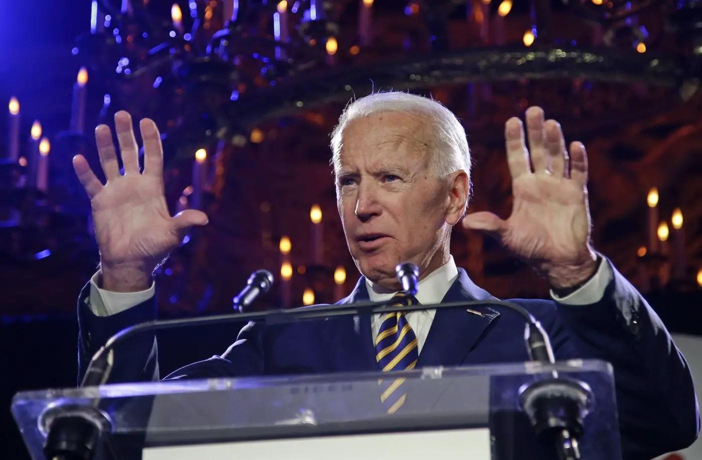 Biden 2020 apology
