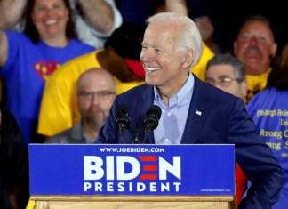 Joe Biden Pittsburgh 2020 Rally
