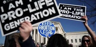 Abortion Alabama 2020 Election
