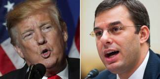 Donald Trump Justin Amash Impeachment