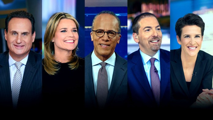 First Democratic debate moderators NBC Miami