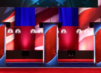 NBC News Democratic Debate
