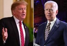 Biden Trump 2020