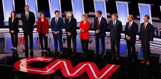CNN Debate Night 1