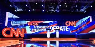 CNN Democratic Debate Detroit