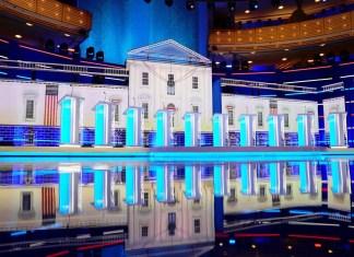 Dem Debate Stage October