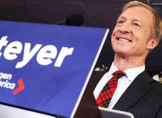 Tom Steyer Debate 2020