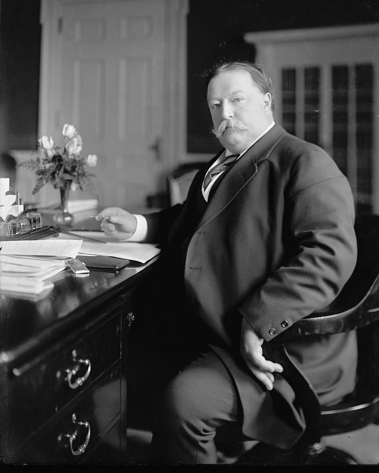 William H Taft 19091913  US PRESIDENTIAL HISTORY