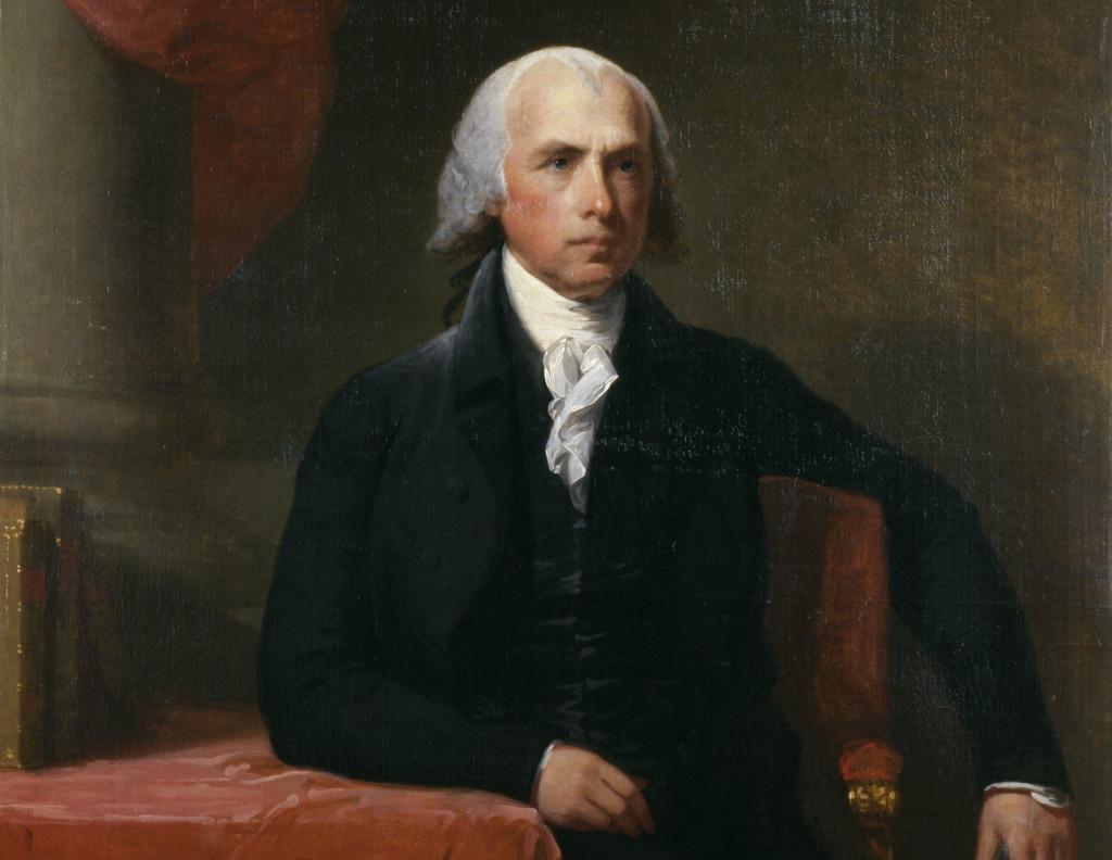 4 James Madison 18091817  US PRESIDENTIAL HISTORY
