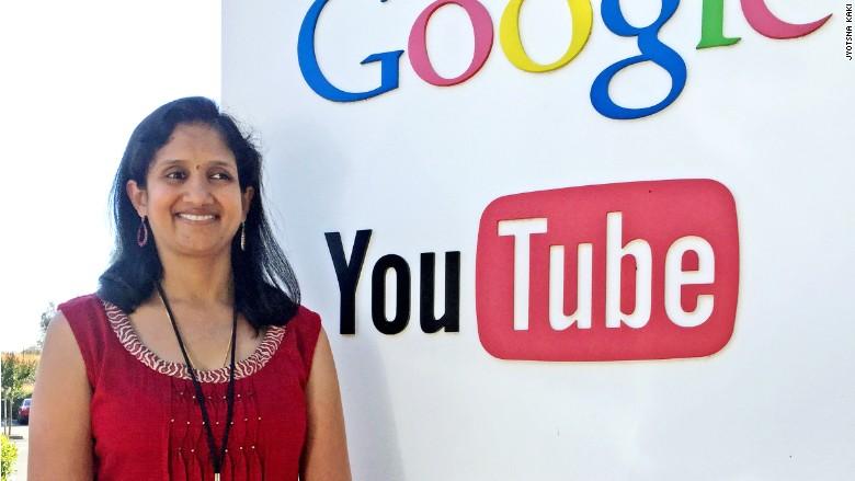 Jyotsna Kaki es ciega pero Ingeniera de accesibilidad en Google