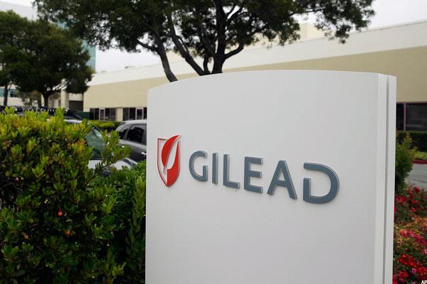 Gilead Sciences Biotecnología: acciones de la Bolsa siguen bajando