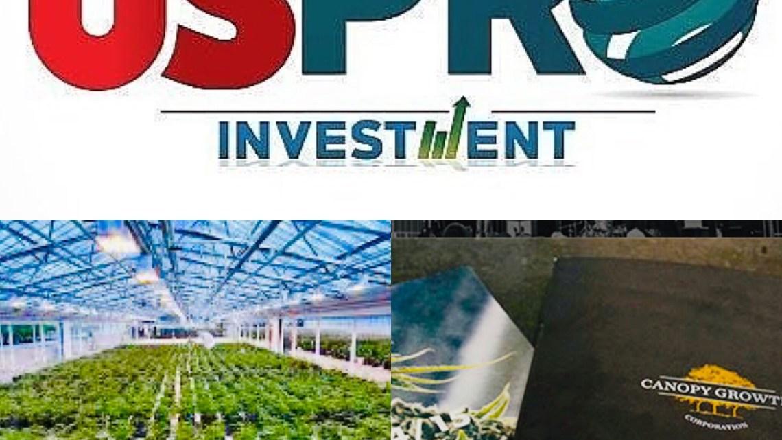 Canopy Growth tiene luz verde establecer granjas en NEW YORK
