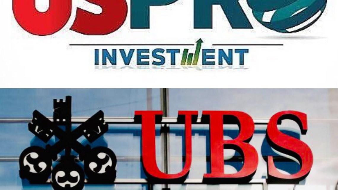 Revisan política de pago para 10.000 empleados de UBS