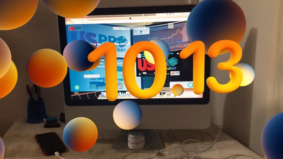 Imagen captada de la animación 3D del Evento de apple para el 13 de octubre del 2020