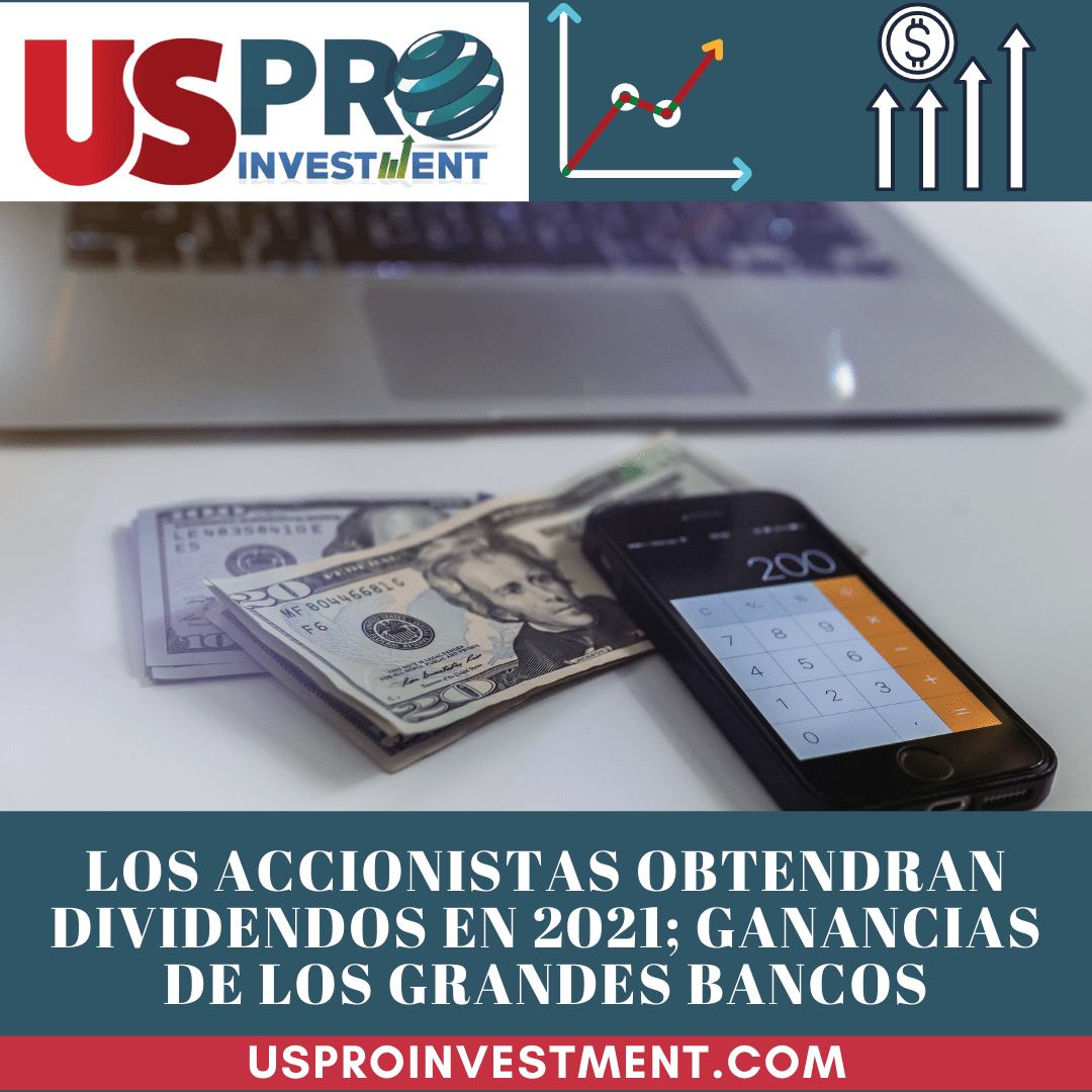 Us Pro Investment accionistas dividendos grandes bancos