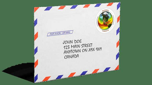 first class mail international