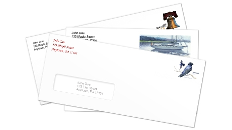 create custom stamps mail