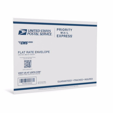 priority mail express flat