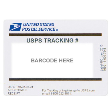 USPS Tracking Label  USPScom