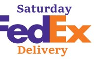FedEx Saturday Delivery