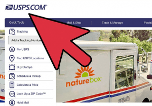 Track Package at USPS
