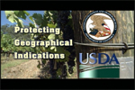 Protecting Geographical Indications graphic