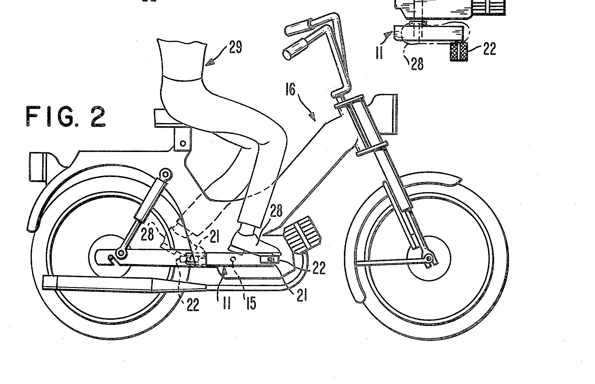 Definition Of Motorized Vehicle