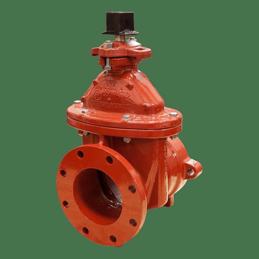 4-12 -usp1 Rwgv Slxfl - U. Pipe Valve & Hydrant Llc